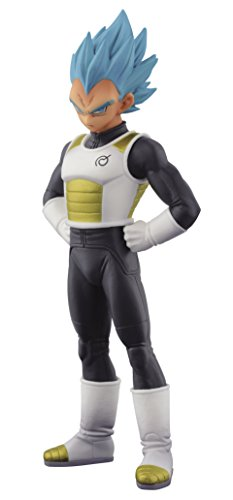 Banpresto Dragon Ball Z 6-Inch Vegeta Movie DXF Figure, Volume 2