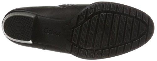 Noir Gabor Basic Femme Micro Bottes Comfort Shoes Schwarz qTqPX