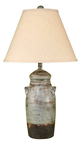 crock lamp - 6