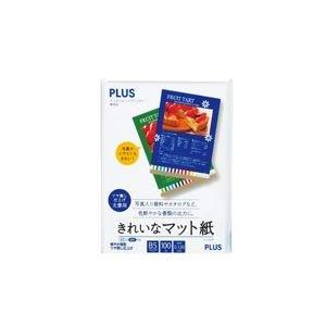 (業務用100セット) プラス きれいなマット紙 IT-110MP B5 100枚 AV デジモノ プリンター OA プリンタ用紙 14067381 [並行輸入品] B07L7Q7P73