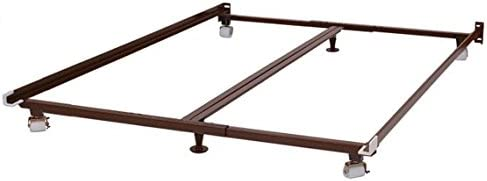 Amazon.com: Knickerbocker Metal Bed Frame (Fits Twin, Full, Queen