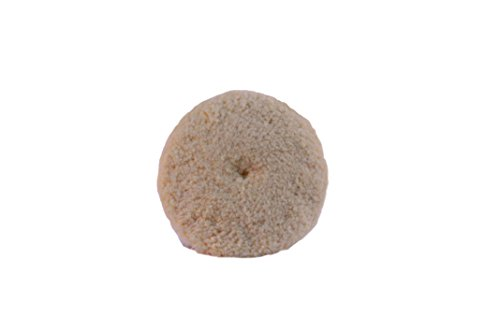 Optimum (24558) Hyper Wool Rotary Pad, 6″