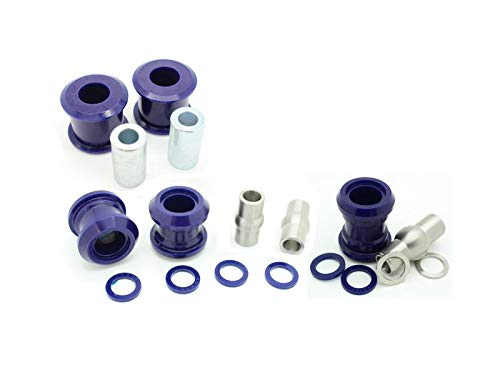 SuperPro Watts Link Bushing Kit Rear for 1998-2004 Land Rover Discovery Series 2
