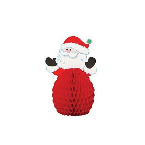 Mini Santa Christmas Centerpiece Decorations