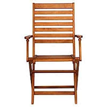 2 pack of windsor wooden folding dining arm chair chairs garden