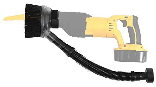 SawBuddie Universal Dust Shroud for Reciprocating Saws