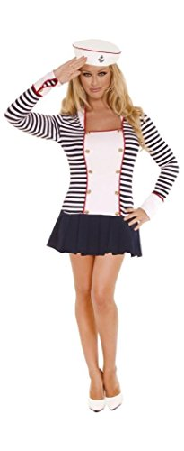 Sailor Costume Adult - Adult