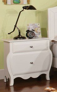 Roxana Night Stand by Furniture of America by Furniture of America