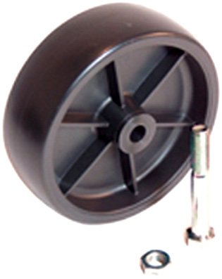Dutton-Lainson 22440 6' Poly Wheel with Bolt and Nut