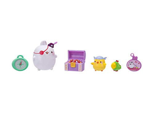 Molang Series 2 Push N' Peel Deluxe Mystery Figures 4