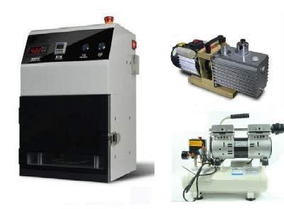 Vacío GOWE plastificado máquina, OCA al vacío plastificadora para reparar LCD OCA laminación máquina +
