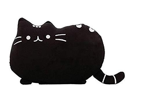 NiceButy Almohada con Forma de Gato cojín Lindo Gatito Animales de la Almohadilla Suave de la Felpa para la Familia balcón de la habitación decoración ...