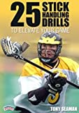 Tony Seaman: 25 Stick Handling Drills to Elevate Your Game (DVD)