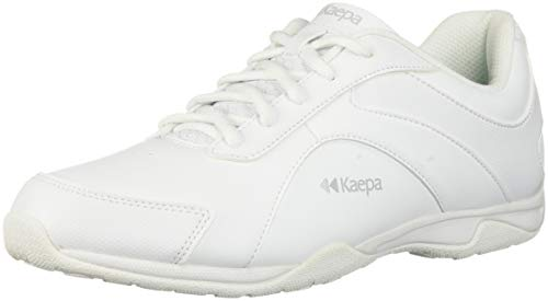 Kaepa Women's CheerUp Cheerleading Shoes, White, Size 2.0 (Kaepa Shoes)