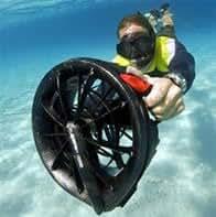 New BladeFish 5000 Sea Jet Underwater DPV Scooter
