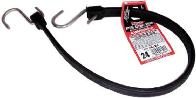Keeper 06224 24'' EPDM Rubber Bungee Cord Strap - Quantity 100 by KEEPER