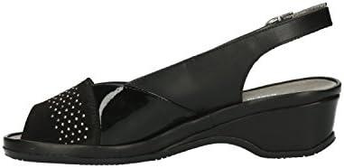 KATRIN wighak zwart schoenen dames 962