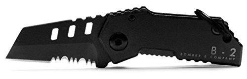 B 2 Nano Blade   Worlds Smallest Tactical Pocket Knife Edc Multitool By Bomber   Company