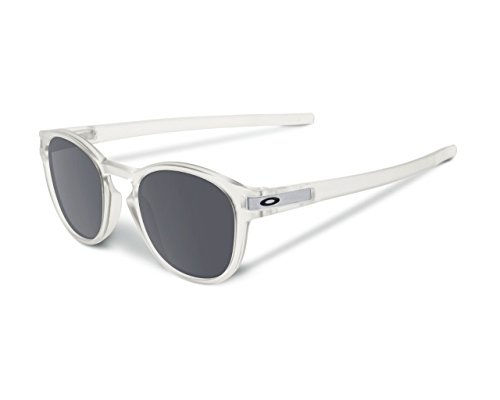 oakley-mens-latch-oo9265-04-non-polarized-iridium-round-sunglasses-matte-clear-526-mm