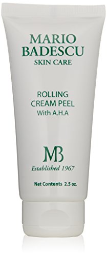 (Mario Badescu Rolling Cream Peel with AHA, 2.5 oz.)