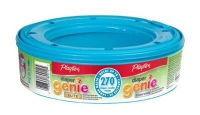 Playtex Diaper Genie II Refill Cassette (2-Pack)