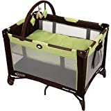 On the Go Pack 'N Play Portable Playard, Go Green Includes...