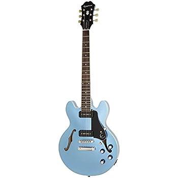 epiphone es 339 p90 pro semi hollowbody electric guitar pelham blue musical instruments. Black Bedroom Furniture Sets. Home Design Ideas