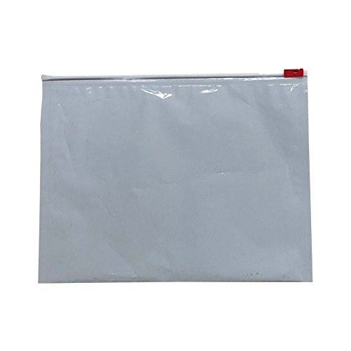 White Child Resistant Exit Bags - 12 x 9 by Generic - DM