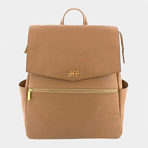 Freshly Picked Classic Diaper Bag Backpack - Butterscotch