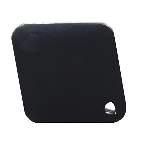Daxin Tag Smart Anti-Lost Alarm Bluetooth Remote Shutter GPS Tracker for Kids Keys Pets Black