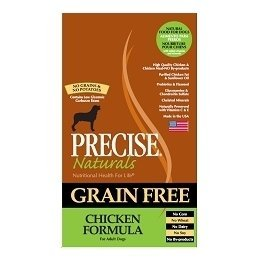 Precise Pet 726402 Precise Natural Dog Grain Free Chicken 12