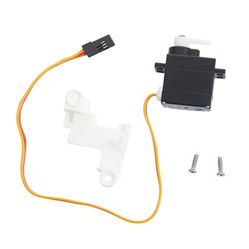 Spare Servo - Great Value RC Boat Parts Feilun FT009 FT007 Remote Control RC Boat Spare Parts FT009-14 Servo Module + Fixed Cover