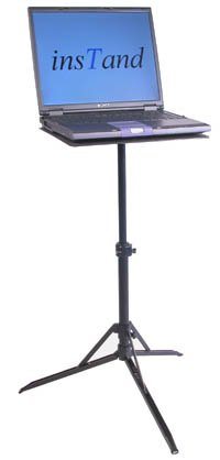 Instand CR1 Portable Laptop Stand for Sit-Down use