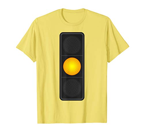 Funny Male Halloween Costumes Diy (Traffic Light Yellow Funny Halloween DIY Costume Match)
