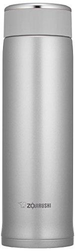 Zojirushi SM-LB48SA Stainless Steel Mug, 16-Ounce, Silver