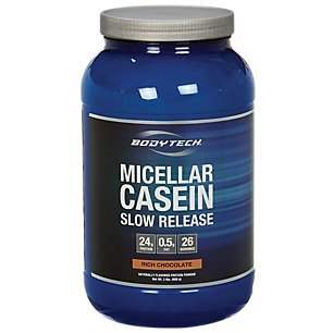 BodyTech Micellar Casein - Rich Chocolate
