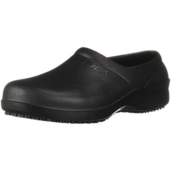 Fila Women's Galvanize Slip Resistant Work Shoe Hiking