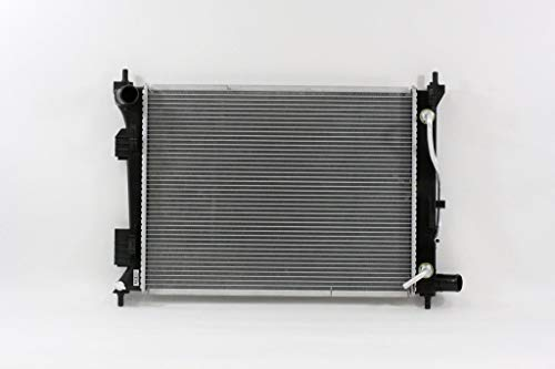 Radiator - Pacific Best Inc For/Fit 13252 12-15 Kia Rio 12-15 Hyundai Accent 12-16 Veloster 1.6L PTAC