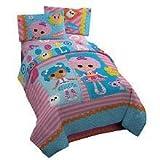 Lalaloopsy Full Comforter Set Includes Comforter Pillow Sham & Bedskirt