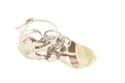 Zapatos Twin Simona set Barbieri Senape BXW6q1a