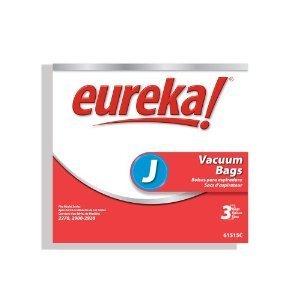 Genuine Eureka Style J Vacuum Bag 61515B - 3 bags
