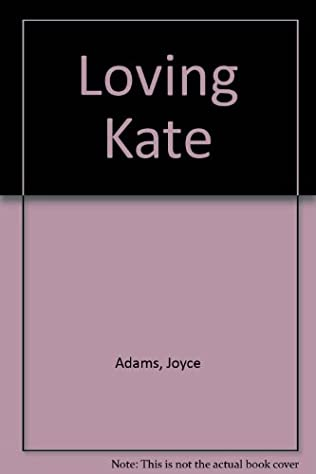 book cover of Loving Kate