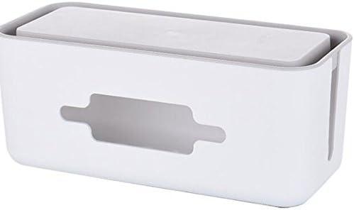 Caja de Almacenaje,Caja Organizadora Cables, HomeYoo Caja de ...