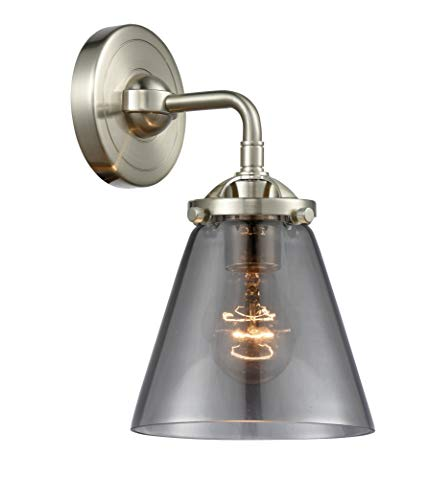 Innovations 515-1W-PC-G74-LED 1 Light Vintage Dimmable LED Sconce Polished Chrome