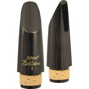 Selmer 7711-2 Goldentone Clarinet Mouthpiece - #2