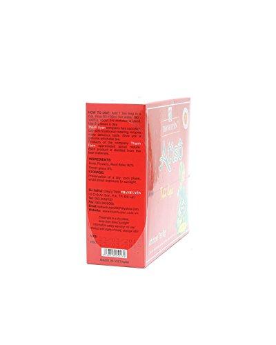 Vietnamese Artichoke Tea Bags Fresh Artichoke Herbal Remedy Liver Diabetics 100 bags x 2g