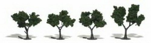 dy Made Realistic Trees - 2
