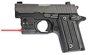 Viridian Reactor 5 Sig Sauer P238/P938 Red by Viridian