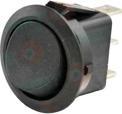 Interrupteur Unipolaire D 23 Noir Ref 87168249030 Pour Chaudiere