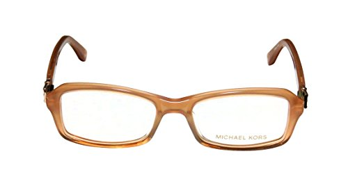 Michael Kors MK868 276 Optical Eyeglasses Frame Translucent Peach 52
